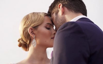 A MAJESTIC WEDDING UNDER THE GREEK LIGHT – Ioanna Karatza Bridal Events